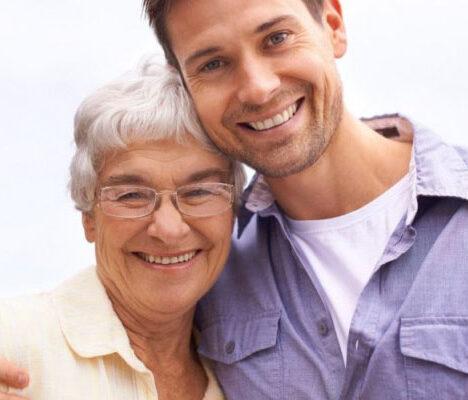 Бабушка на выданье