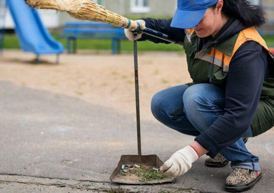 Миссия по спасению чистоты нашего двора