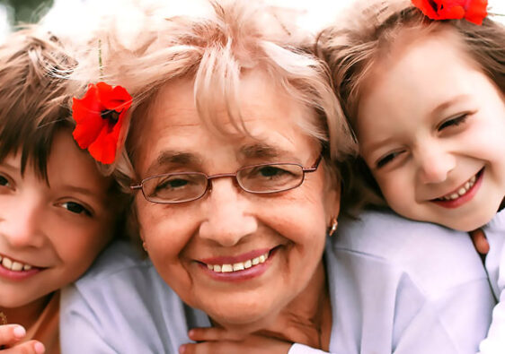Счастливые дети только у счастливых матерей